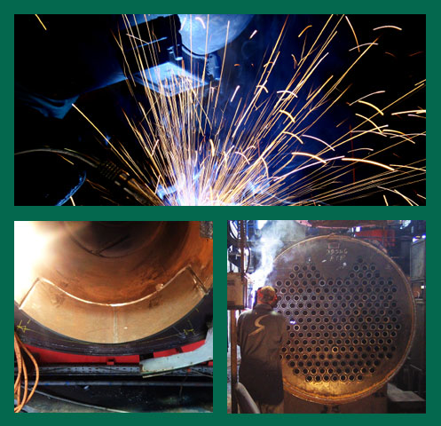 boiler repairs and coded welding